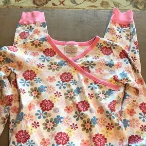 Hanna Andersson pajama set - girls sz 8